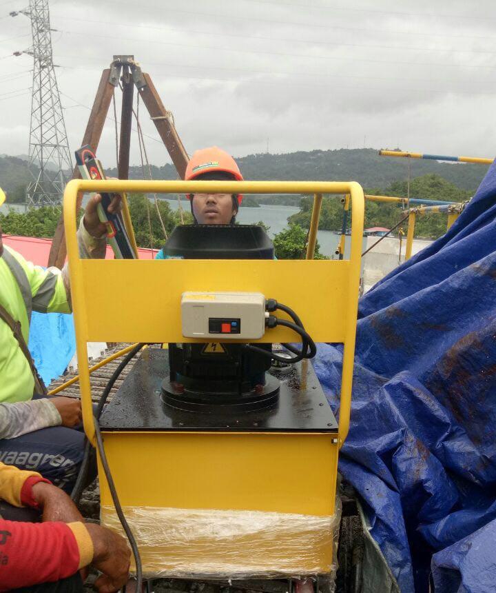 high tonnage lock nut hydraulic cylinder3