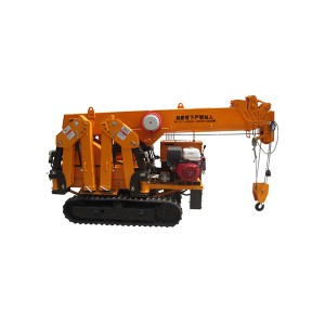 Automatic Hydraulic Crane
