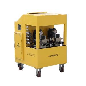 Intelligent Tensioning Hydraulic Control System