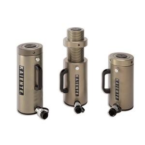 Single Acting Mechanical Lock Nut Hydraulic Cylinder