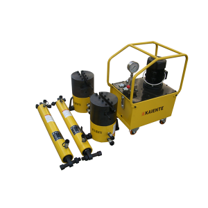 On-track Heavy Load Hydraulic Pusher