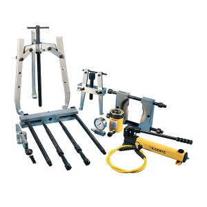 Standard Hydraulic Puller Sets