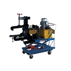 Pedal-type Electric Hydraulic Gear Puller