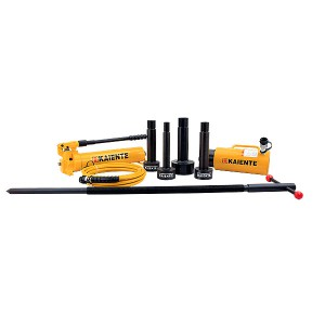 Hydraulic coupler puller