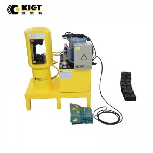 Hydraulic Steel Wire Rope Swaging Machine