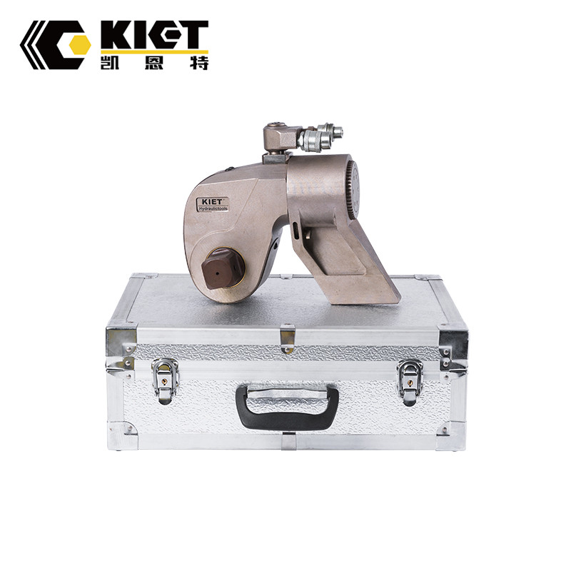 Steel Square Drive Hydraulic Torque Wrench