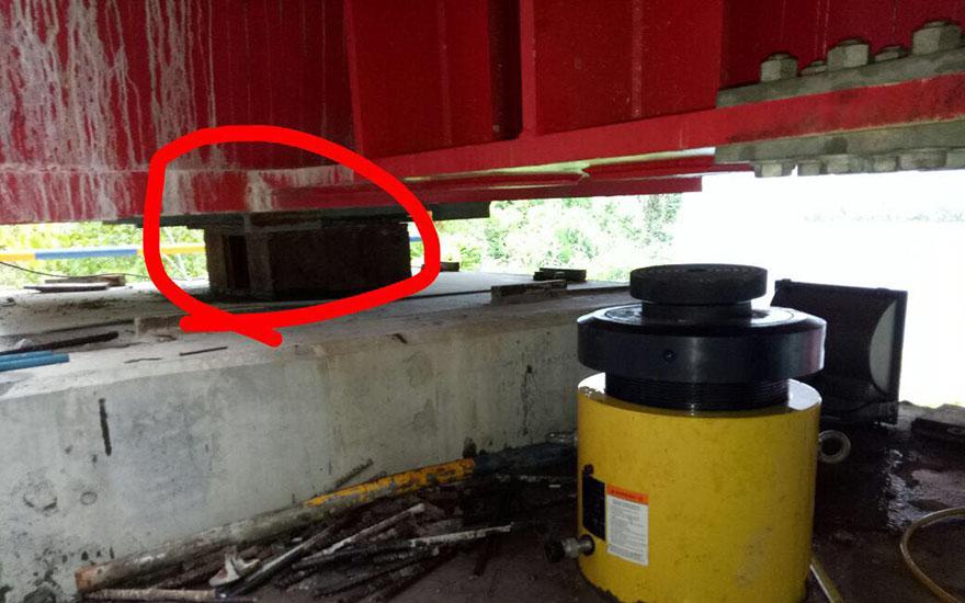 high tonnage lock nut hydraulic cylinder1