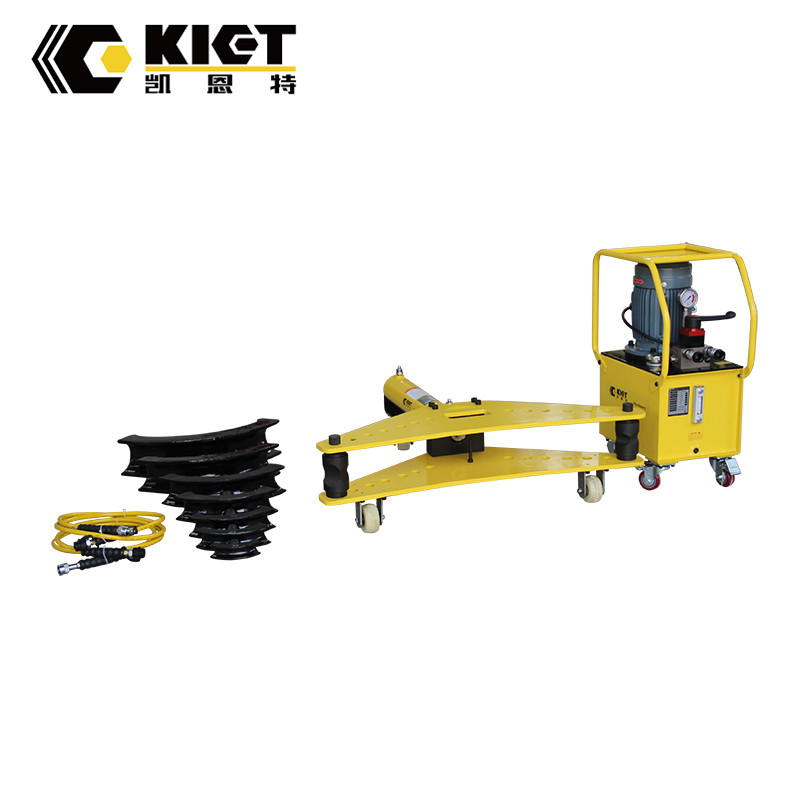 Split Type Electric Hydraulic Pipe Bender Featured Image