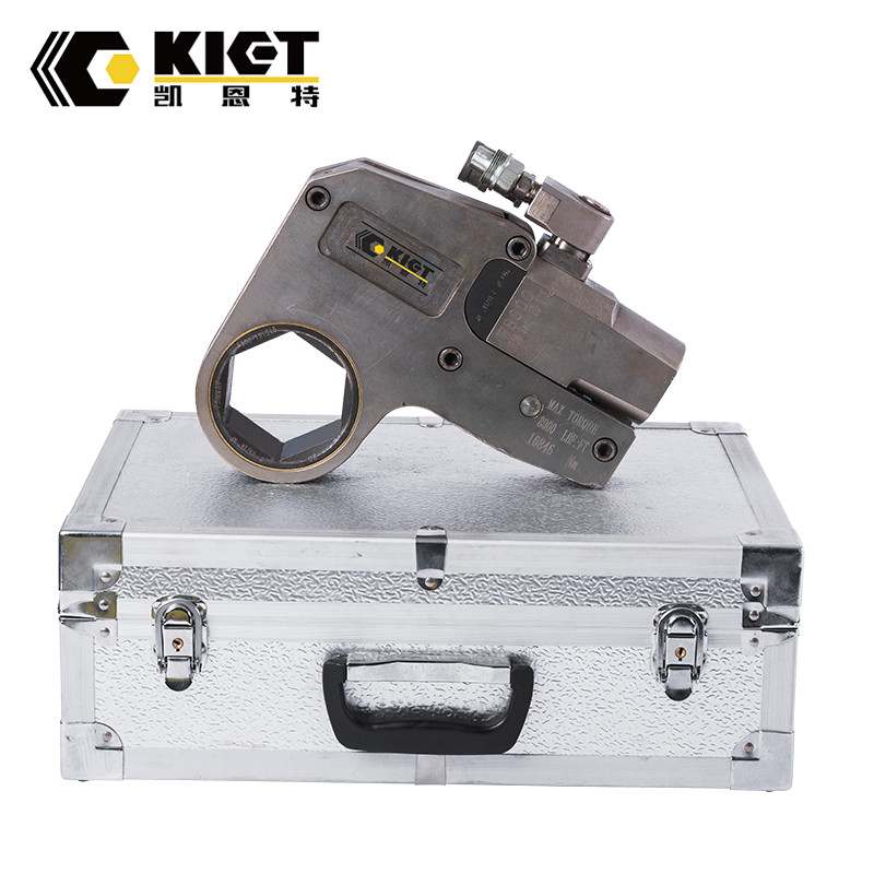Steel Hollow Hydraulic Torque Wrench