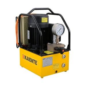 Ultra high pressure electric hydraulic pump
