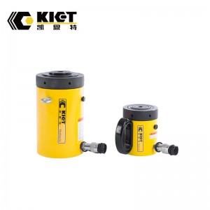 Single Acting Mechanical Lock Nut Hydraulic Cylinder